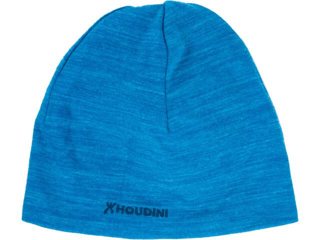Houdini Tree Hat Kids hodde blue